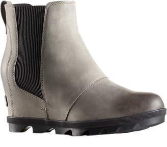 Sorel Joa Wedge Ii Leather Chelsea Boot