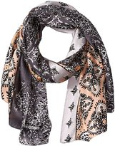 Vince Camuto Women's Heirloom Paisley Wrap