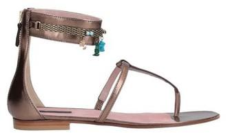 Pinko Toe strap sandal