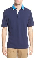 Nordstrom Men's Norstrom Men's Shop Tipped Polo