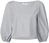 Tibi cropped blouse
