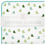 Swaddle Designs Swaddle Blanket with Bird