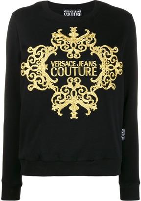 Versace Jeans Couture Baroque Sweatshirt