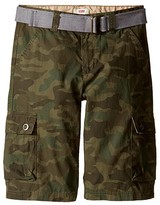 Levi's Kids Kids Westwood Cargo Shorts (Big Kids) (Camo) Boy's Shorts