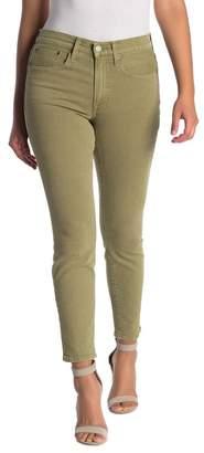 Frye Veronica Cropped Skinny Jeans