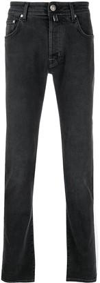 Jacob Cohen Mid-Rise Slim Jeans