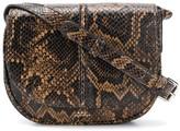 A.P.C. snakeskin shoulder bag