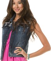 Element Traveler Denim Vest