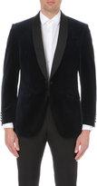 Richard James Regular-fit Velvet Evening Jacket