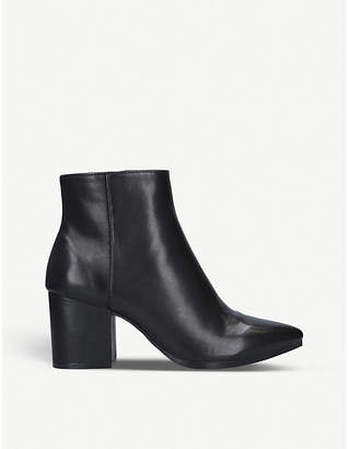 Aldo Fralissi leather ankle boots