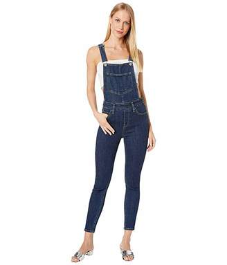 Levi's Womens Skinny Overall