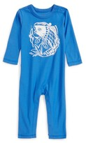 Tea Collection Infant Boy's Graphic Romper