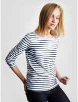CYRILLUS T-shirt marinière femme