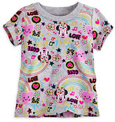 Disney Minnie Mouse Graphic Print Tee for Baby