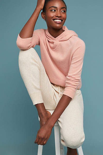 Anthropologie The Cashmere Collection by Cashmere Hoodie
