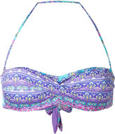 MC2 Saint Barth Fabricia bikini top - women - Polyamide/Spandex/Elastane - S