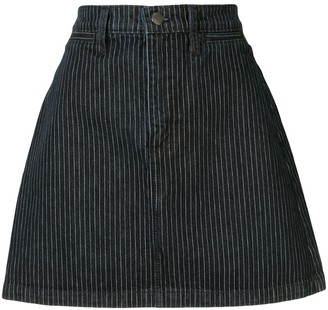 Nobody Denim Franklin denim skirt