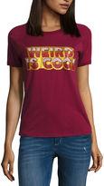Arizona Weird is Cool Graphic T-Shirt- Juniors