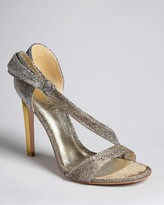 Ivanka Trump Evening Sandals - Cecily3 High Heel