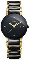 Rado Centrix Quartz Watch with Diamonds, 28mm