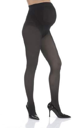 Pietro Brunelli Milano Women's Maternity Tights Grey Gray XS