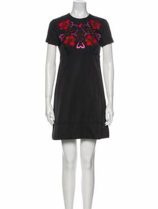 Gucci 2006 Mini Dress Black