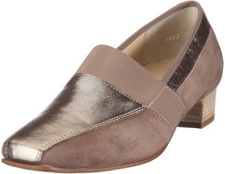 Hassia Womens Bologna Weite H Pumps Brown Size: 6