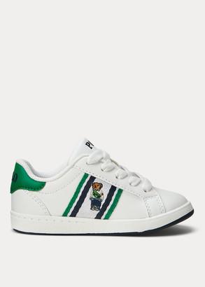 Ralph Lauren Oaklynn Bear Sneaker