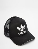 Adidas Originals Ac Classic Trucker Cap M30625 - Black