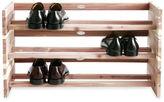 Johnston & Murphy Stacking Shoe Rack