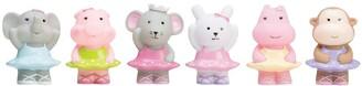 Elegant Baby 'Ballet Party' Squirtie Bath Toys
