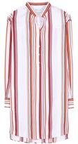 Loro Piana Alicia Cotton And Silk-blend Shirt