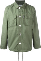 Han Kjobenhavn Outer Jacket - men - Cotton - M