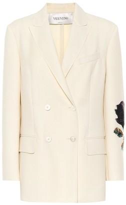 Valentino x UNDERCOVER virgin wool blazer