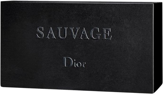 Christian Dior Sauvage Black Charcoal Soap (200g)