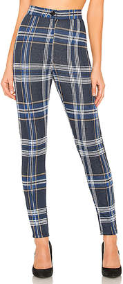 Free People Carnaby Plaid Pant