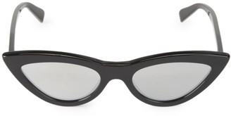 Celine 53MM Narrow Cat Eye Sunglasses