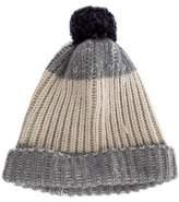 Paul Smith Rib Knit Wool-Blend Beanie