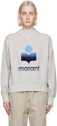 Etoile Isabel Marant Grey Moby Sweatshirt