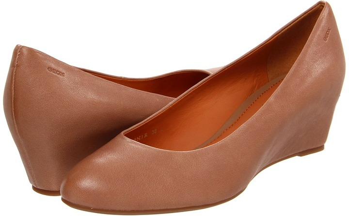 Geox Donna Odina 2 (Brown) - Footwear