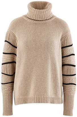 """Maison Ullens """"Cable Knit"""" cashmere jumper"""