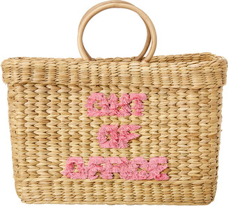 Poolside The Lizzy Out Of Office Beach Tote
