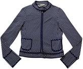 Bruno Manetti Navy Jacket for Women