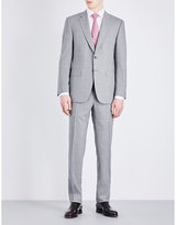 Canali Puppytooth Wool Suit