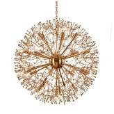 Aidan Gray 11 - Light Sputnik Sphere Chandelier Finish: Antique Brass