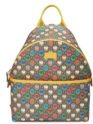 Gucci Kids backpack with GG motif