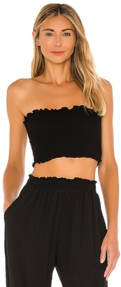 Cool Change coolchange Nora Solid Crop Top