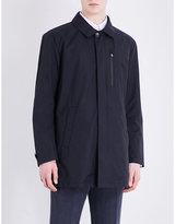 Armani Collezioni Cotton-blend Jacket With Gilet