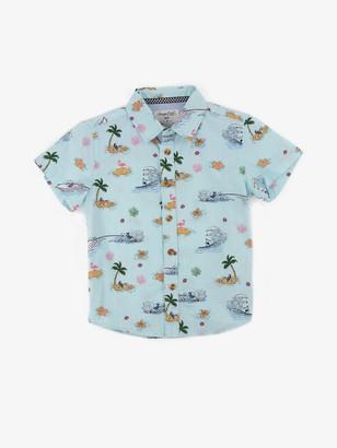 Sovereign Code Boys Deluxe Button Down Shirt