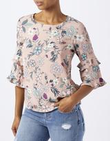Monsoon Sabina Print T-Shirt